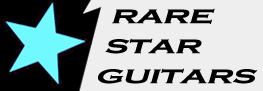 Rare Star Guitars
