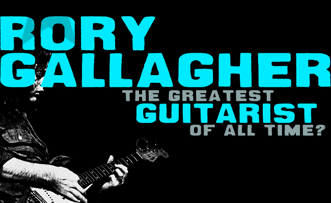 Rory Gallagher – An Appreciation