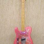 elliot easton fender telecaster paisley